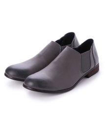 DEDES/SFW デデス Dedes 軽くて履きやすくて歩きやすい シンプルで合わせやすく履いた時のシルエットがきれいなサイドゴアブーツ/5234 (グレー)/502510865