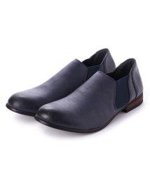 DEDES/SFW デデス Dedes 軽くて履きやすくて歩きやすい シンプルで合わせやすく履いた時のシルエットがきれいなサイドゴアブーツ/5234 (ネイビー)/502510866
