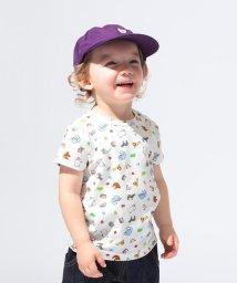 こどもビームス/こども ビームス / アニマル プリント Tシャツ 19(80~90cm)/502470066
