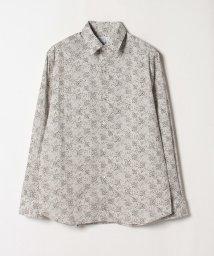 agnes b. HOMME/IBU6 CHEMISE フラワープリントシャツ/502499179