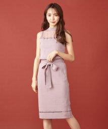 MIIA/【セットアップ対応商品】タイトニットスカート/502506934
