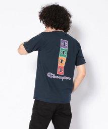 BEAVER/Champion/チャンピオン T-SHIRT Tシャツ ボックスCロゴTシャツ/502511030