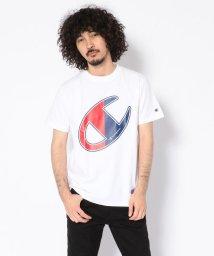 BEAVER/Champion/チャンピオン T-SHIRT Tシャツ ビッグロゴTシャツ/502511032
