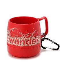 BEAVER/and wander/アンドワンダー DINEX MUG/ダイネックス マグ マグカップ/502511047