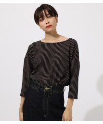 AZUL by moussy/RIPPLE BACK TWIST TOPS/502511299