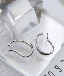 colleca la/[選べる4type]シンプルオーバルイヤーカフ/502511764