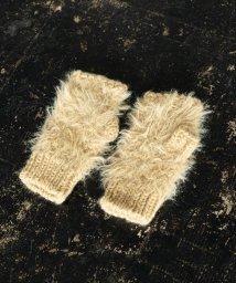 coen/シャギーフィンガーレスグローブ(手袋)/502513308