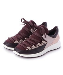 ECCO/エコー ECCO ECCO FLEXURE RUNNER II (FIG/FIG/BLACK/GREY ROSE/ROSE DUST/WHITE)/502513504