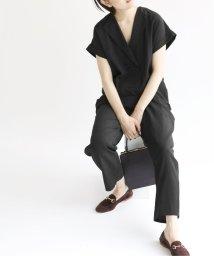 IENA/《追加》シャンプレージャンプスーツ◆/502513579