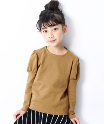 devirock/ガールズデザイン長袖Tシャツ/502513622