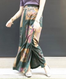 archives/【vintage closet by archives】Abstract pattern skirt/502367247
