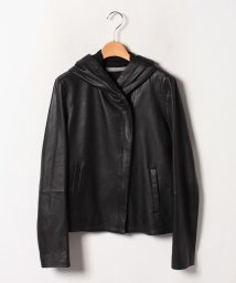 Theory Luxe/ジャケット SUPER SOFT LEATHER HOODED/502377424