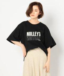 NOLLEY'S/NOLLEY'SロゴビッグTシャツ/502504070