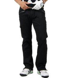 SantaReet/【COMON GOLF】伸縮性抜群のストレッチ素材&スリット入り脚長ゴルフパンツ/502511769
