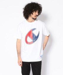 RoyalFlash/Champion/チャンピオン/ビッグロゴTシャツ /502514253