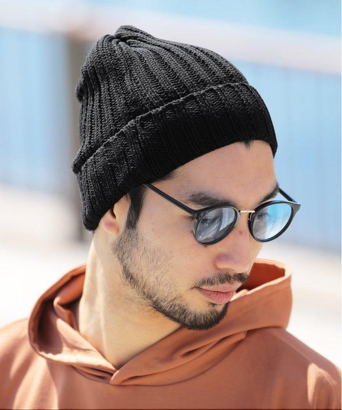 メンズ ニット 帽