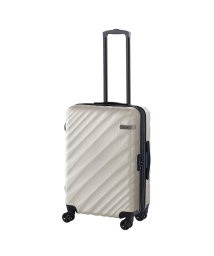 ACE DESIGNED BY ACE/エース オーバル スーツケース Mサイズ 軽量 拡張 57L/70L ダイヤルロック ACE 06422/502516077