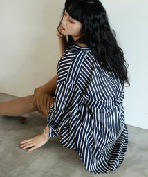Bou Jeloud/【WEB限定】キャンブリックシャツチュニック/502490821