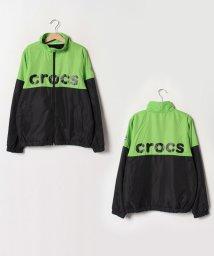 crocs(KIDS WEAR)/CROCS切り替えジップジャケット/502495323