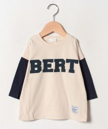 b-ROOM/7分袖ビッグTシャツ/502499217