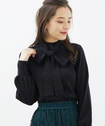 ROPE' PICNIC/【TVドラマ着用】ボウタイニットプルオーバー/502516937