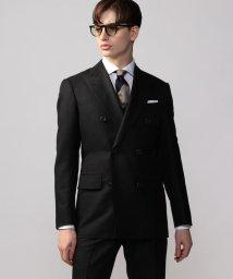 TOMORROWLAND MENS/ウィンターモヘヤ 6Bダブルブレストスーツ DORMEUIL WINTER MOHAIR/502517200
