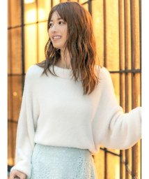 MERCURYDUO/【TVドラマ着用】ミニシャギーハイネックニット/502517466