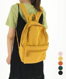 miniministore/リュックサック レディースバッグ サイドポケット 韓国ファッション 無地 男女兼用 通勤通学 旅行/502518445