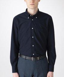 BLACK LABEL CRESTBRIDGE/【イージーケア】ジャージーソリッドボタンダウンシャツ/502518755
