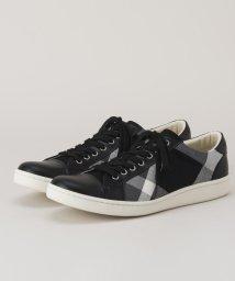 BLACK LABEL CRESTBRIDGE/キャンバス クレストブリッジチェック スニーカーII/502519129