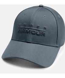 UNDER ARMOUR/アンダーアーマー/メンズ/19F UA MENS WORDMARK STR CAP/502520009