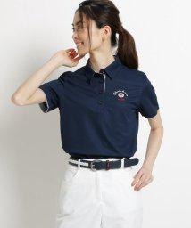 adabat/【吸水速乾/UVカット】アダバットロゴ半袖ポロシャツ/502520679