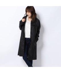 Rename/リネーム Rename ナイロンロングジャケット (ブラック)/502521325