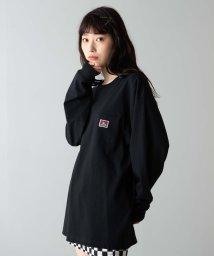 WEGO/WEGO/ベンデイビス別注ポケットロンT/502354580