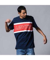 Levi's/カラーブロックTシャツ JERSEY COLORBLOCK DRESS BLUES/ WHITE/502488018