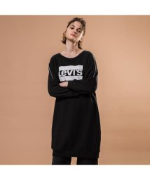 Levi's/クルーネックドレス NATALIE CREW METEORITE/502494850