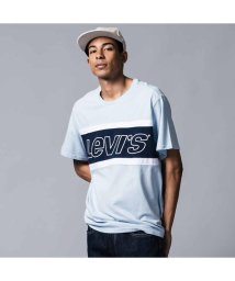 Levi's/カラーブロックTシャツ JERSEY COLORBLOCK SKYWAY/ WHITE/ DRESS/502494860