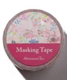 Afternoon Tea LIVING/フラワー柄マスキングテープ/502499419