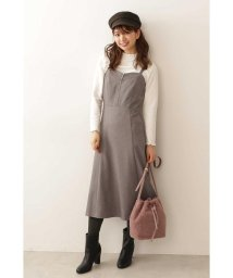 PROPORTION BODY DRESSING/ CanCam 11月号掲載 ロングキャミジャンパースカート◆/502501568
