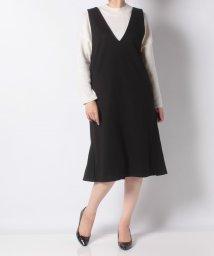 Re.Verofonna/裾フリルジャンパースカート/502505279