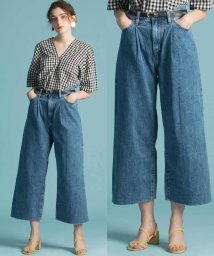 LEVI'S LADY/RIBCAGE PLEATED CROP NOW AND THEN/502506161
