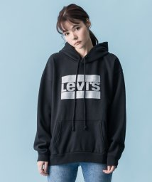 LEVI'S LADY/GRAPHIC 'UNBASIC' HOODIE SPTWR WITH SHIN/502506183