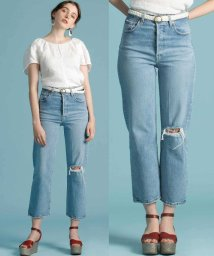 LEVI'S LADY/RIBCAGE STRAIGHT ANKLE HATER'S GONNA H/502506185