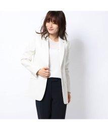 Rename/リネーム Rename 袖口デザインテーラードジャケット (オフホワイト)/502521618