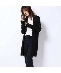 Rename/リネーム Rename 細リブカーディガン (ブラック)/502521672