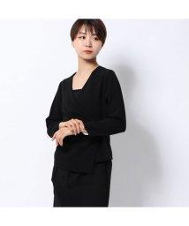 Rename/リネーム Rename バックジッパー プリーツデザイントップス (ブラック)/502521691