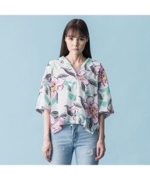 Levi's/マヒナシャツ LINEARTROPICAL WHISPER WHITE/502522176