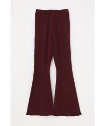 rienda/Tiered Knit J/W Wide PT/502522312