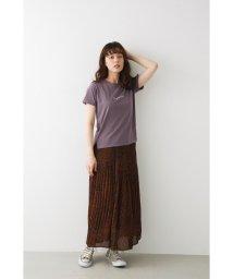 Avan Lily/STRIPE LEOPARD SK/502522321