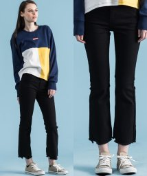 LEVI'S LADY/MILE HIGH CROP FLARE PARDON MY FRENCH/502486612
